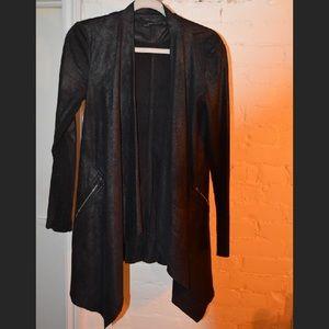 Zara blazer coat